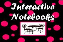 Interactive Notebooks! / by Middle School Cafe