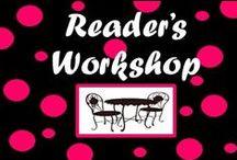 Reader's Workshop / by Middle School Cafe