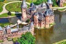 Hollanti, Amsterdam / Matkalla Hollanissa ja Saksan Dusseldorfissa.