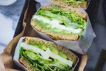 Sandwiches / I love sandwiches!
