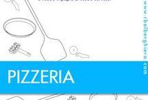 PIZZERIA / RB Alberghiera è in grado di fornire tutte le attrezzature e gli accessori professionali per la tua #pizzeria: forni professionali, pale e attrezzi da forno, impastatrici, banchi per la preparazione, stendipizza, tagliamozzarella, porzionatrici, teglie, porta pizza, piatti, etc. Scopri qui alcuni prodotti che puoi trovare in showroom a Induno Olona (#Varese) o richiedi maggiori info al n° 0332.202016 o email info@rbalberghiera.com! Saremo lieti di rispondere ad ogni tua richiesta!