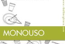 MONOUSO / Per un #aperitivo, un #catering, un arredamento informale o semplicemente per dare un tocco di colore al tuo #bar, dai un'occhiata ai prodotti monouso per ristorazione. Qui troverai tanti articoli indispensabili per il settore alberghiero e per la #gastronomia: piatti, posateria, bicchieri con cannucce e sottobicchieri, coppe, insalatiere, set per il fingerfood, tovaglioli usa&getta e molto altro. Per info e preventivi, tel. 0332.202016 o scrivi a info@rbalberghiera.com.