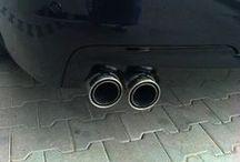 REALIZACJA: BMW Serii 5 F10 / Pragniemy przedstawić najnowszą realizację Remus Polska.  Sportowy tłumik tylny wraz z końcówkami wydechu zamontowaliśmy w BMW Serii 5 (F10).  Sportowy design systemu Remus oraz agresywniejszy dźwięk świetnie pasują do czarnego image prezentowanego BMW!   http://remus-polska.pl/