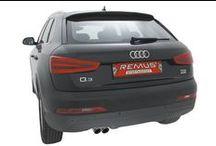 Sportowy tłumik Remus dla Audi Q3 / Sportowe końcówki wydechu dla Audi Q3 to niesamowity wygląd i najwyższa jakość wykonania!  Różnorodność wersji końcówek pozwala wybrać idealnie dopasowane do Twojego Audi. Carbonowe lub aluminiowe, zakończone prosto lub pod skosem - każdy wybierze coś dla siebie!  Sprawdź w Remus Polska http://www.remus-polska.pl/