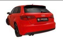 Sportowy tłumik Remus dla Audi A3 / Sportowe końcówki wydechu REMUS INNOVATION dla Audi A3.  Dostępne w wielu wzorach i wykonane z najwyższej jakości materiałów, w tym włókna węglowego, odmienią wygląd Twojego Audi diametralnie!  Remus Polska http://www.remus-polska.pl/