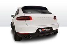 NOWOŚĆ: Wydech Remus dla Porsche Macan Turbo / Przedstawiamy nowość w ofercie REMUS INNOVATION!  Najwyższej jakości sportowy tłumik tylny wraz z końcówkami dla Porsche Macan Turbo.  Sportowy system to nie tylko niesamowity dźwięk, ale również poprawa osiągów i wyglądu. Zapraszamy do skorzystania z oferty!  Remus Polska http://www.remus-polska.pl/