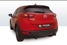 Sportowy tłumik Remus dla Mazda CX3 / Sportowy system REMUS INNOVATION dla Mazda CX-3 w Remus Polska!  Układ wydechowy Remus to nie tylko sportowy dźwięk, ale również agresywniejszy wygląd dzięki różnym wzorom końcówek wydechu. To również najwyższa jakość wykonania i bezpieczeństwo, dzięki udzielanej gwarancji!  Sprawdź już teraz! http://www.remus-polska.pl/