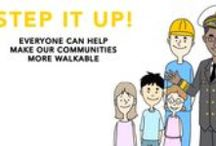 #StepItUp Call to Action / U.S. Surgeon General's Call for Walking & Walkable Communities.