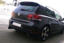 REALIZACJA: Volkswagen Golf VI GTI / Pragniemy przedstawić projekt zrealizowany przez Remus Polska – VW Golfa VI GTI ze sportowym tłumikiem tylnym oraz zakończeniami wydechu Remus.  Więcej informacji: http://www.remus-polska.pl/realizacja-volkswagen-golf-vi-gti/