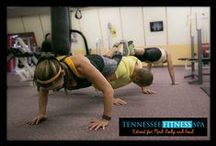 Instructors at Tennessee Fitness Spa / We have several full time instructors at Tennessee Fitness who teach #aerobics, #aqua classes, #HITT, #Yoga, #weight training,  and #Cycle classes. We also have guest instructors who teach #pilates, #racquetball, and #zumba.