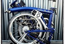 Brompton / It's all about the Brompton.