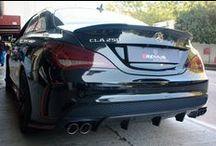 Sportowy układ wydechowy Remus dla Mercedes-Benz CLA 250 / Sportowy układ wydechowy z poczwórnymi końcówkami Remus już teraz dostępny dla Mercedesa CLA 250!  Twoje CLA 250 może brzmieć równie dobrze jak wersje AMG! Dzięki kompletnemu systemowi dźwięk Mercedesa staje się nie tylko głośniejszy - zyskuje również barwa oraz głębia wydobywającego się brzmienia.  Przekonaj się o zaletach układu wydechowego w Remus Polska! http://www.remus-polska.pl/