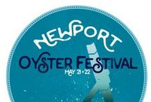 Newport Oyster Festival / Newport Oyster Festival will be held at Bowen's Wharf May 20 - 22, 2016. Featuring exclusively Rhode Island Oyster Growers and the launch of the Rhode Island Oyster Trail.