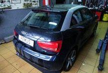 REALIZACJA: Audi A1 / REALIZACJA: AUDI A1  Dzisiaj pragniemy pokazać kolejną realizację wykonaną w naszym serwisie. Prezentowane Audi A1 to idealny przykład na to, że nawet miejskie auto może wyglądać i przede wszystkim brzmieć dużo lepiej niż seria! Wszystko dzięki rozwiązaniu REMUS INNOVATION.  Więcej informacji na naszym blogu: http://www.remus-polska.pl/realizacja-audi-a1/  Remus Polska http://www.remus-polska.pl/