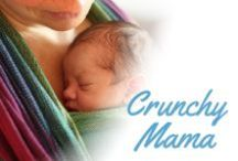Crunchy Mama / Environmentally conscious solutions for holistically minded mothers