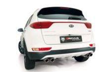 Nowość: Wydech Remus dla Kia Sportage / Hyundai Tucson / Średniej wielkości SUVy to bestseller ostatnich lat. Wśród nich wyróżniają się dwie koreańskie propozycje – KIA Sportage oraz Hyundai Tucson. Już teraz w Remus Polska oferujemy sportowe tłumiki dedykowane tym modelom!  Więcej informacji: http://www.remus-polska.pl/nowosc-sportowy-wydech-dla-kia-sportage-hyundai-tucson/  Zapytaj o szczegóły w Remus Polska już teraz! http://www.remus-polska.pl/