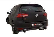 Sportowy tłumik Remus dla Volkswagena Golf 7 GTI / Znacząca poprawa dźwięku w Golfie GTI bez konieczności zmian wizualnych? Już teraz to możliwe dzięki sportowemu systemowi Remus z dwoma końcówkami wydechu!  Więcej informacji znajdziecie na naszym blogu: http://www.remus-polska.pl/sportowy-uklad-wydechowy-remus-dla-vw-golf-7-gti/  Nie czekaj! Skontaktuj się z nami już teraz i popraw dźwięk swojego GTI!   Remus Polska --- http://www.remus-polska.pl/