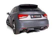 Układ wydechowy Remus dla Audi S1 / Prawdziwa rewolucja dźwiękowa w najmniejszym, sportowym Audi! Sportowy układ wydechowy z klapami Remus to gwarancja niesamowitego dźwięku zarówno w mieście jak i podczas sportowej jazdy.  Więcej informacji: http://www.remus-polska.pl/sportowy-uklad-wydechowy-z-klapami-dla-audi-s1/  Film z brzmieniem: https://www.youtube.com/watch?v=1Tf8Ilan07M  Wyłączny Dystrybutor Remus Polska http://www.remus-polska.pl/