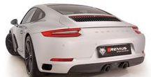 NOWOŚĆ: Wydech Remus dla Porsche 911 Carrera 991.2 / Przedstawiamy jeszcze gorącą nowość dedykowaną najnowszej generacji Porsche 911 (991.2). Sportowy układ wydechowy z klapami Remus to wręcz obowiązkowa pozycja dla każdego 911 z silnikiem turbo – już teraz nawet podstawowa Carrera może brzmieć z niezwykle sportowym charakterem!  Więcej informacji na stronie www: http://www.remus-polska.pl/nowosc-sportowy-uklad-wydechowy-z-klapami-dla-porsche-911-carrera-991-2/  Wyłączny Dystrybutor REMUS INNOVATION Remus Polska - http://www.remus-polska.pl/
