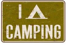 I love camping / Lekker weg met de caravan!