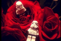 Stormtrooper AWESOMENESS / For the Star Wars fan in everyone... #lego #stormtroopers / by Jaclyn Ruettinger