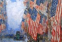 God Bless America! / American Patriotic themes and items.