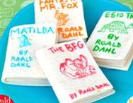 Whipple-scrumptious food / A collection of Fudgemallow Delight-ful foodstuffs, inspired by #RoaldDahl's books.