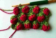 Ganxet - Crochet / #ganxet #crochet #ganchillo #uncinetto