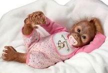 Monkey DOLLS! / by Kim Lester