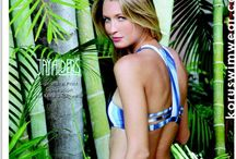 2015 Summer Koru Swimwear / Get a sneak peek of our earth-friendly 2015 swimwear.