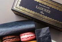Think of Bouchon's have Macarons
