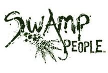 CHOOT 'EM!!! / I <3 Swamp People!!! / by Cynthia Coblentz
