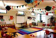 Class Room Ideas / by Jaimie Curry