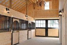 Horse stalls & similar