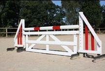 Horse jumps & tracks