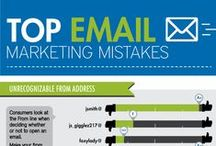 Email Marketing / Ideas, tips, and best practices for effective email marketing / by Salted Orange Marketing Solutions
