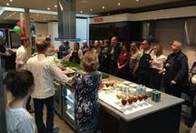 Cooking Demos & Events / Check out some of our latest cooking demos and events at Colony.  / by Colony Major Appliance & Mattress Warehouse