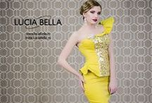 Luciabella Haute Couture Beauty! / A set of elegant dresses which will enlighten every Woman's spirits and charm all eyes with its outstanding softness.