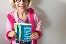 World Book Day Costumes / Your #RoaldDahl inspired costumes perfect for this year's #WorldBookDay.