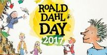 Roald Dahl Day / Every year on 13 September we celebrate Roald Dahl Day, take a look at our board for inspiration and excitement from previous Roald Dahl Days!