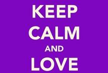 The Colour Purple / My favourite colour :)