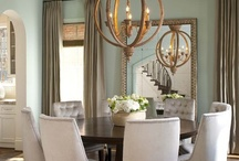 Delicious Dining Rooms / A broad range of dining room styles that I think all work well in their own way.