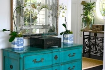 Decorative accessories - the things that personalise a room. / These are the things small and large that personalise your spaces.