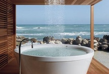 Bathing Beauties. / Fabulous bathrooms of all sizes and styles.