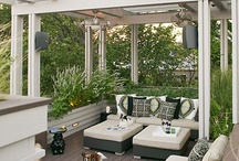 Decks, Porches & Patios / Decks, porches, patios and any outdoor space all add to your home's appeal. http://LoveNowSellLater.com