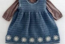 Bebês trico e croche / diy_crafts / by Leila Martins Pinto