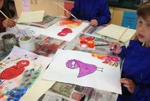 2013 Grade One and Two Art