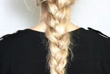 Hair ideas / be creative