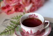 Tea time & Vintage stuff