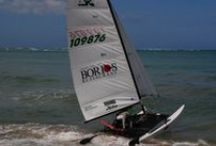 Hobie Cat Fleet 204 / Official Home Borio's Restaurant